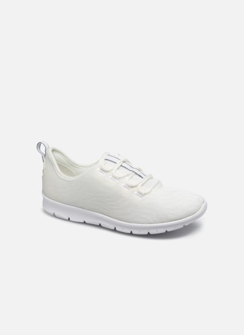 Sneakers Cloudsteppers by Clarks Step Allena Go Bianco vedi dettaglio/paio