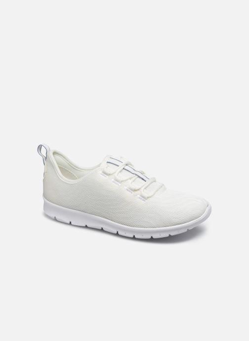 Sneaker Cloudsteppers by Clarks Step Allena Go weiß detaillierte ansicht/modell