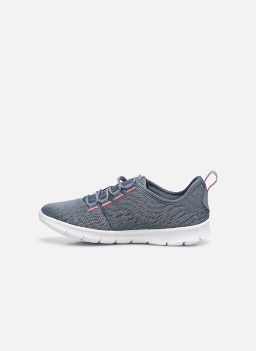 Sneaker Cloudsteppers by Clarks Step Allena Go blau ansicht von vorne