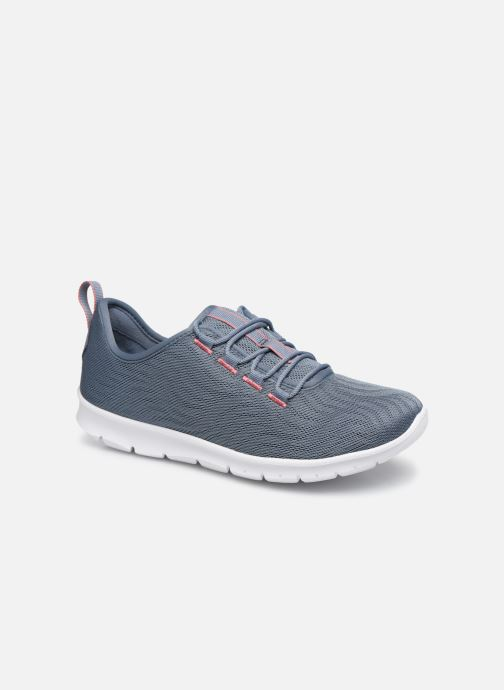 Sneakers Cloudsteppers by Clarks Step Allena Go Blauw detail