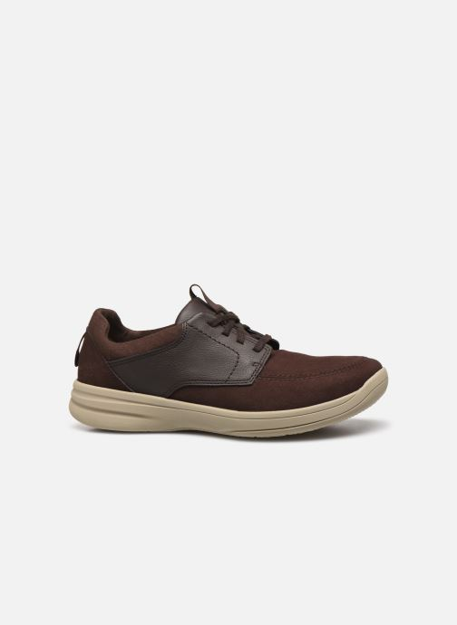 Sneakers Cloudsteppers by Clarks StepStrollLace Marrone immagine posteriore