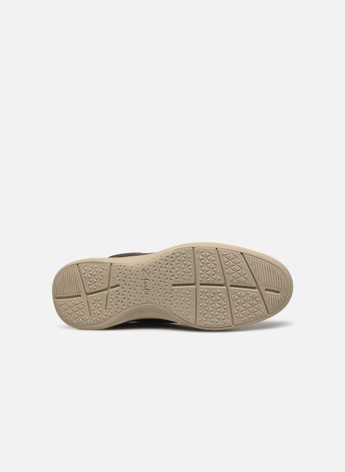 Sneaker Cloudsteppers by Clarks StepStrollLace braun ansicht von oben