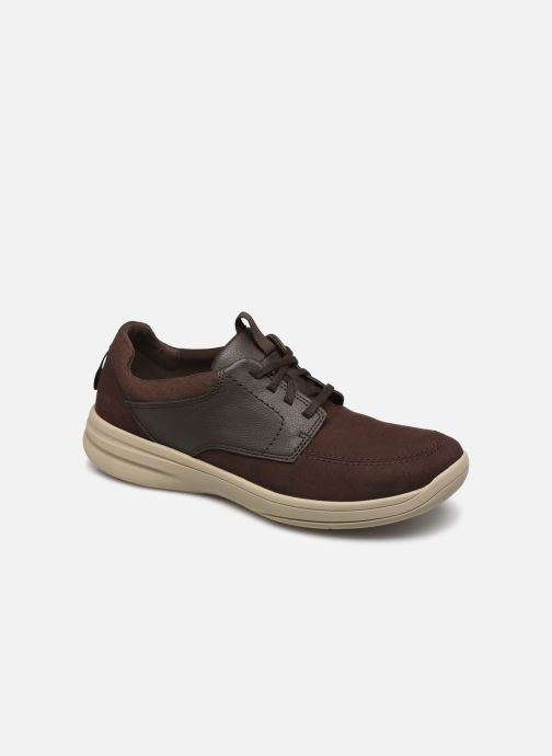 Sneakers Cloudsteppers by Clarks StepStrollLace Marrone vedi dettaglio/paio