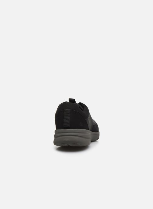 Baskets Cloudsteppers by Clarks StepStrollLace Noir vue droite