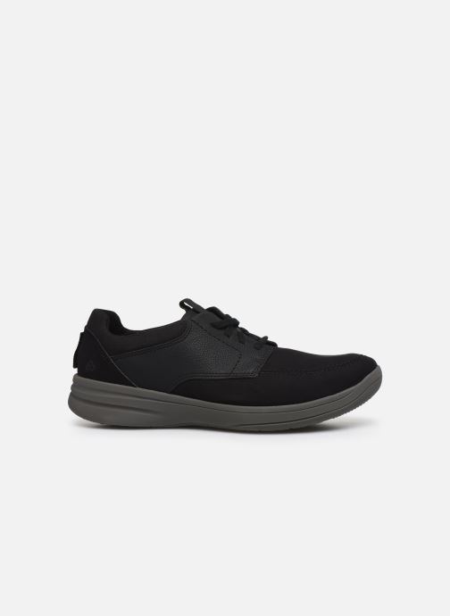 Deportivas Cloudsteppers by Clarks StepStrollLace Negro vistra trasera