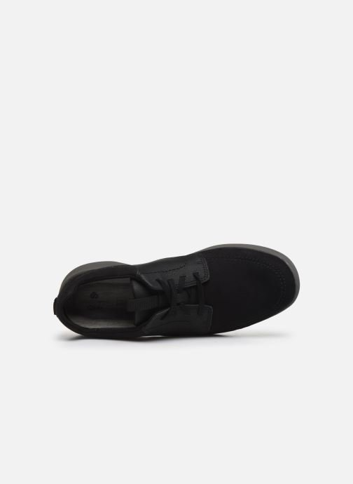 Sneakers Cloudsteppers by Clarks StepStrollLace Nero immagine sinistra