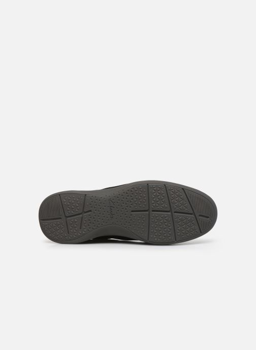 Sneakers Cloudsteppers by Clarks StepStrollLace Nero immagine dall'alto
