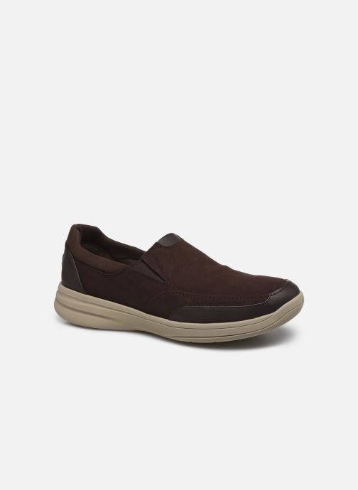 Sneakers Cloudsteppers by Clarks StepStrollEdge Marrone vedi dettaglio/paio