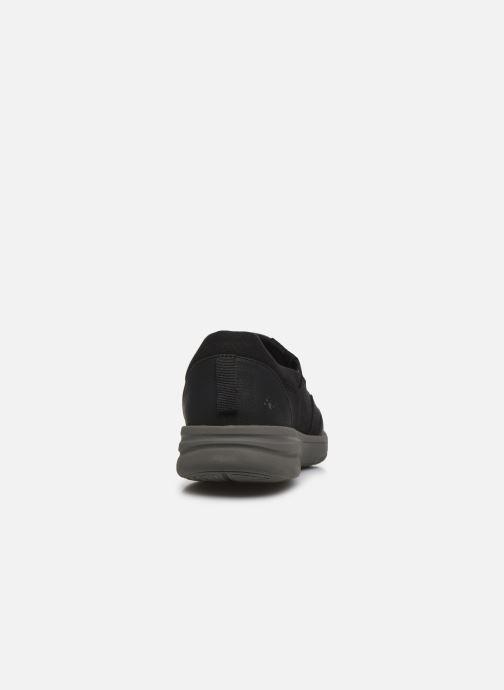 Baskets Cloudsteppers by Clarks StepStrollEdge Noir vue droite