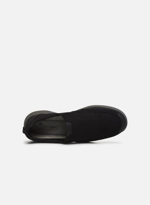 Sneaker Cloudsteppers by Clarks StepStrollEdge schwarz ansicht von links