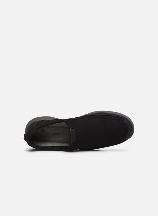 Sneakers Cloudsteppers by Clarks StepStrollEdge Nero immagine sinistra