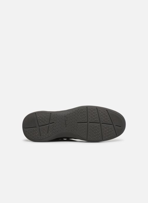 Sneakers Cloudsteppers by Clarks StepStrollEdge Nero immagine dall'alto