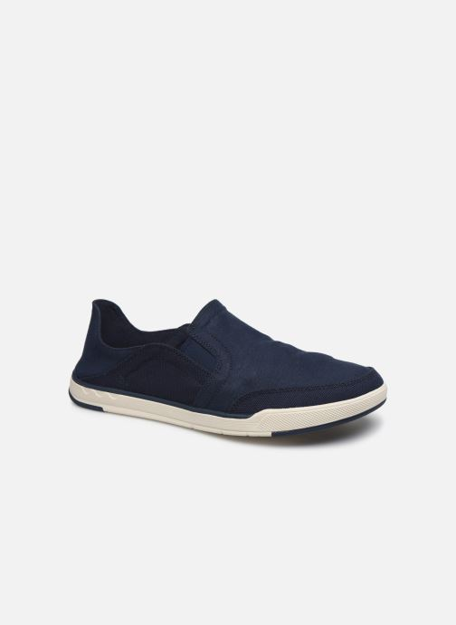 Cloudsteppers By Clarks Step Isle Row (azul) - Deportivas Chez