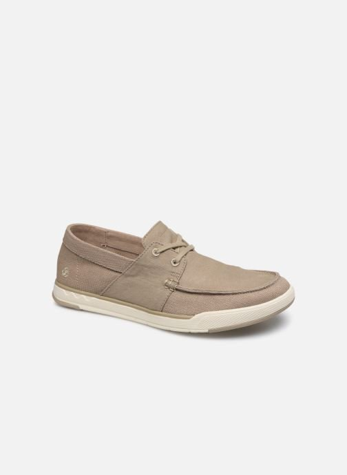Sneaker Cloudsteppers by Clarks Step Isle Base beige detaillierte ansicht/modell