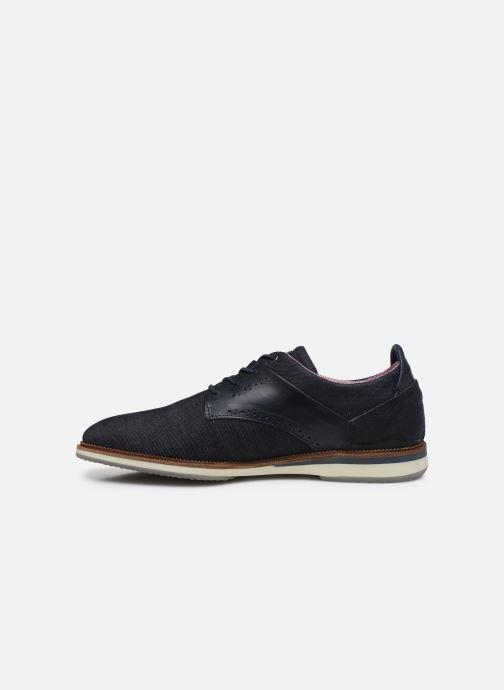 Chaussures à lacets Bullboxer Q00003888-20 Bleu vue face