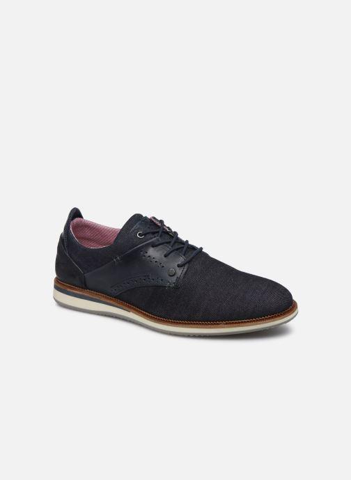 Chaussures à lacets Bullboxer Q00003888-20 Bleu vue détail/paire