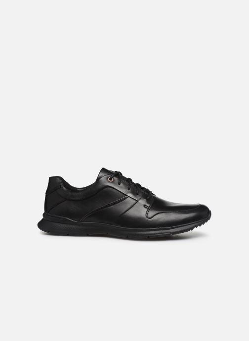 Sneakers Clarks Unstructured Un Tynamo Flow Nero immagine posteriore