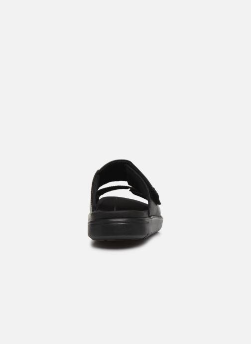 Sandales et nu-pieds Clarks Unstructured UnWilmore Part Noir vue droite