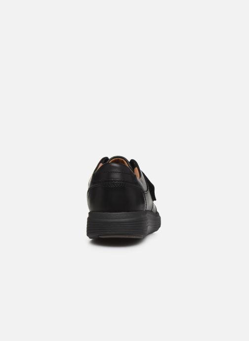Clarks Unstructured Un Abode Strap (Noir) - Chaussures à scratch chez Sarenza (433042)