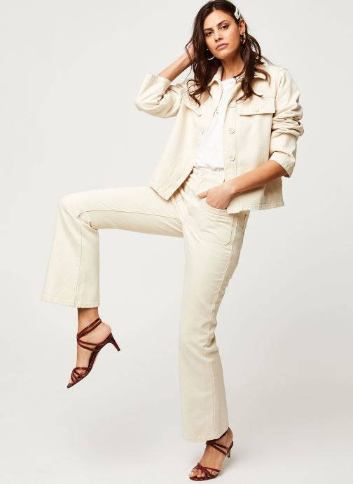 OBJECT Pantalon - Objestelle Pant 108 (Beige) - Vêtements (433072)