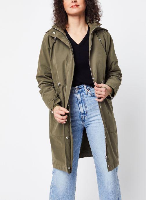 Vêtements OBJECT Objselma Jacket Pb7 Vert vue détail/paire