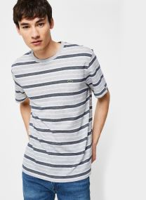 Kleding Accessoires Tee-Shirt Rayures Manches Courtes