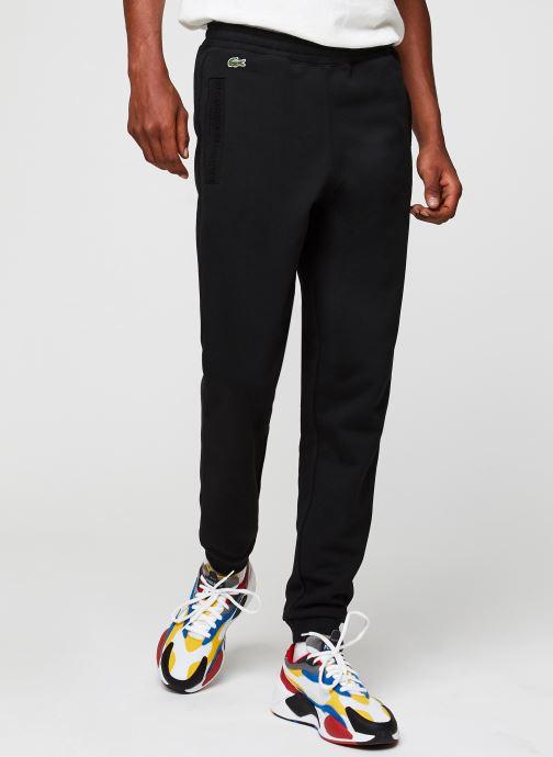 Vêtements Lacoste Pantalon de Jogging Noir vue détail/paire