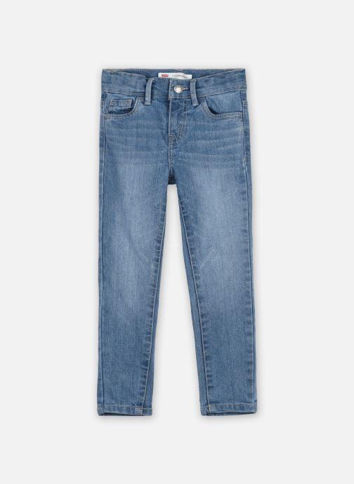 Vêtements Levi's Jean slim Lvg 710 Super Skinny Jean Bleu vue détail/paire