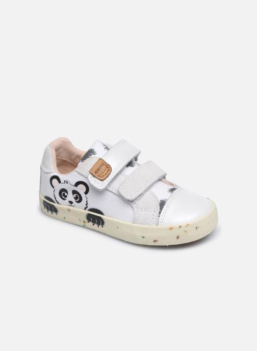 Sneaker Geox B Kilwi Girl B02D5H x WWF weiß detaillierte ansicht/modell