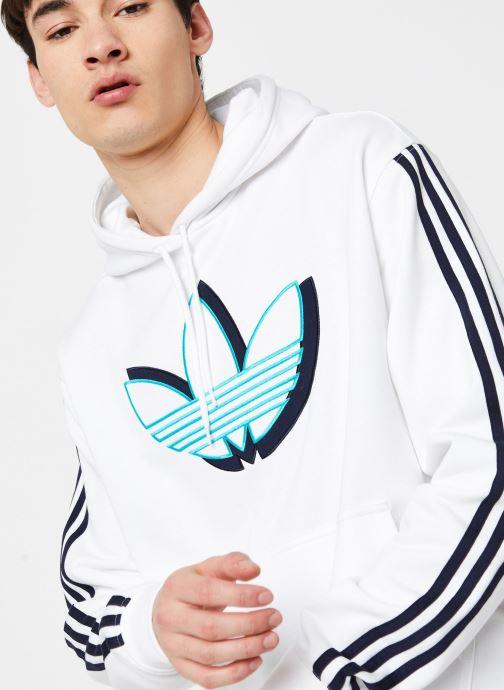 adidas originals Shadow Tref Hdy (Blanc) - Vêtements chez Sarenza (433225) 2466p