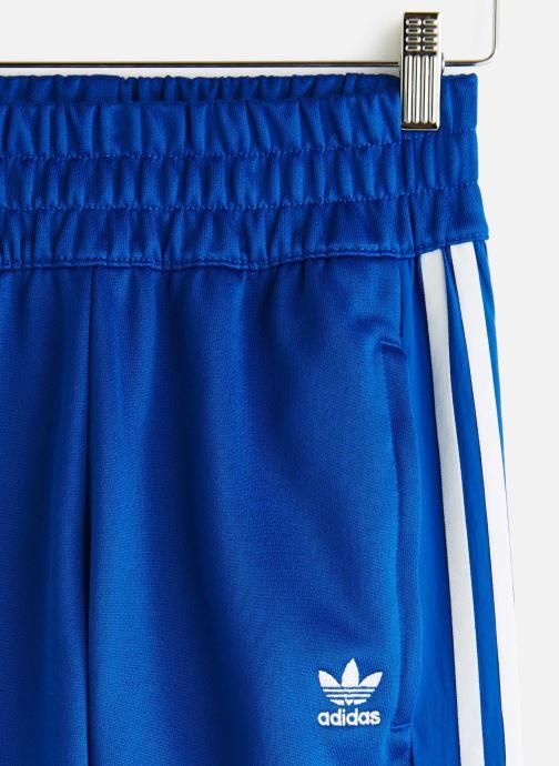 Vêtements adidas originals Trackpants Bleu vue portées chaussures