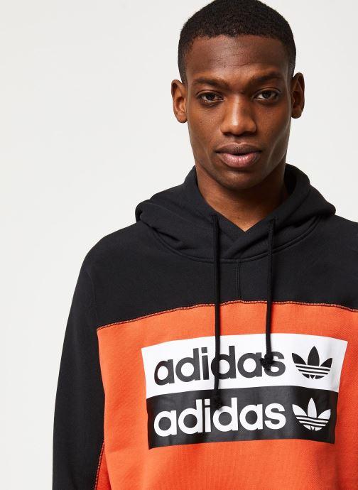 Vêtements adidas originals D Oth Hoody Orange vue face