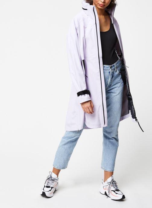 Vêtements adidas originals Cotton Body Noir vue bas / vue portée sac