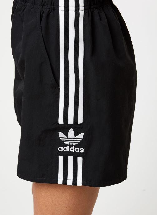 Vêtements adidas originals Short Noir vue face