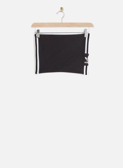 Vêtements adidas originals Tube Top Noir vue détail/paire