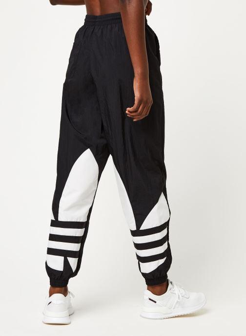 Vêtements adidas originals Lrg Logo Tp Noir vue portées chaussures