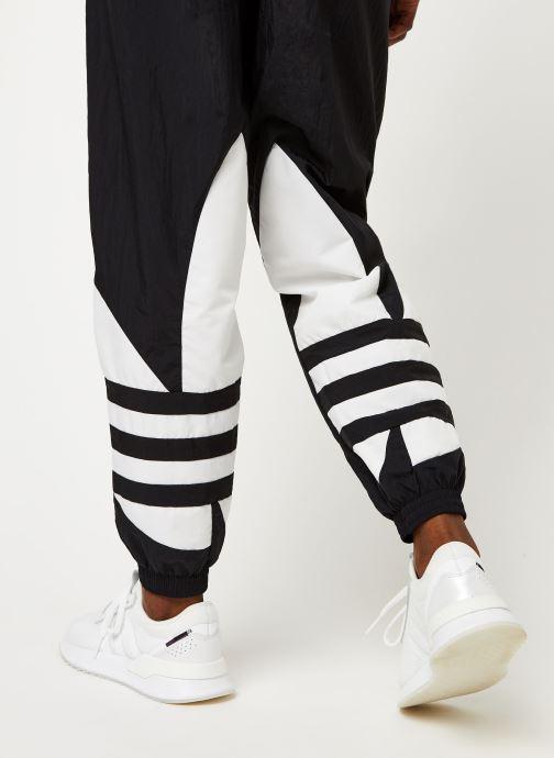 Vêtements adidas originals Lrg Logo Tp Noir vue face