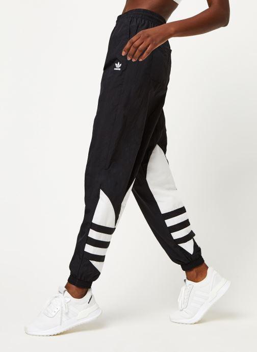 Vêtements adidas originals Lrg Logo Tp Noir vue détail/paire