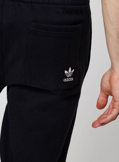 Vêtements adidas originals Bg Trefoil Pant Noir vue face