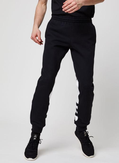Vêtements adidas originals Bg Trefoil Pant Noir vue détail/paire
