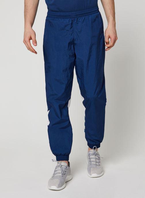 Vêtements adidas originals Bg Trefoil Tp Bleu vue détail/paire