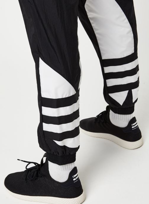 Vêtements adidas originals Bg Trefoil Tp Noir vue face