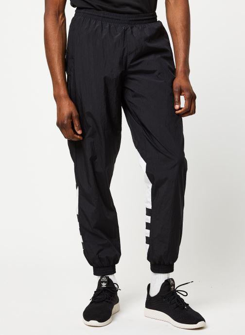 Vêtements adidas originals Bg Trefoil Tp Noir vue détail/paire