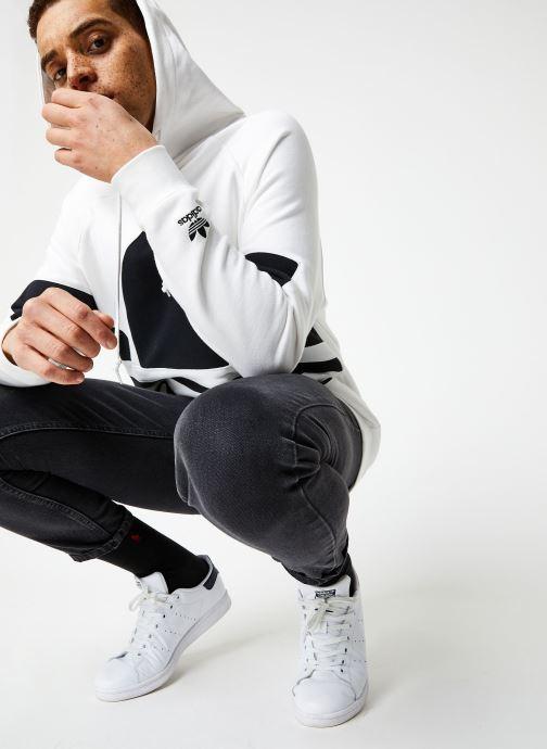 adidas originals Bg Trefoil Hood (Blanc) - Vêtements (433319)