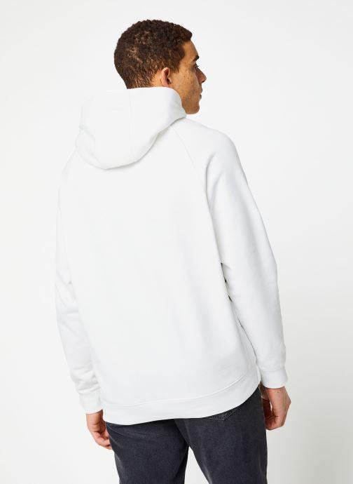 adidas originals Bg Trefoil Hood (Blanc) - Vêtements chez Sarenza (433319) ZYD78