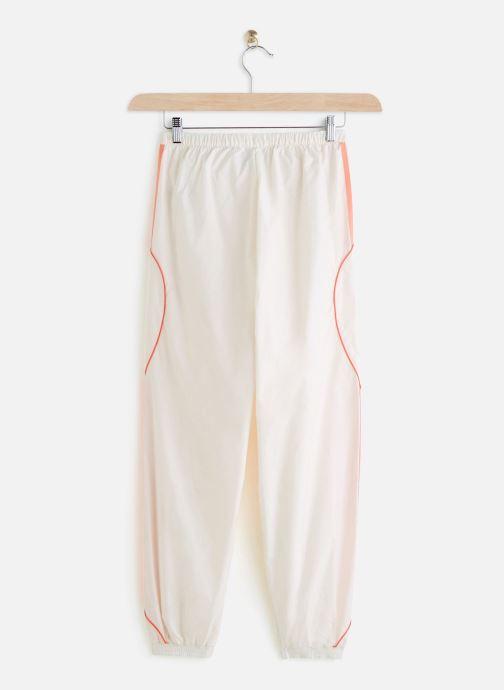 Vêtements adidas originals Track Pant Blanc vue bas / vue portée sac