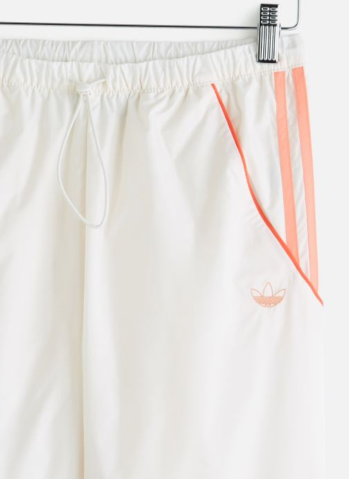 Vêtements adidas originals Track Pant Blanc vue portées chaussures