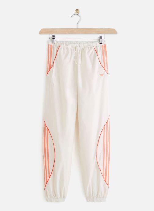 Vêtements adidas originals Track Pant Blanc vue détail/paire