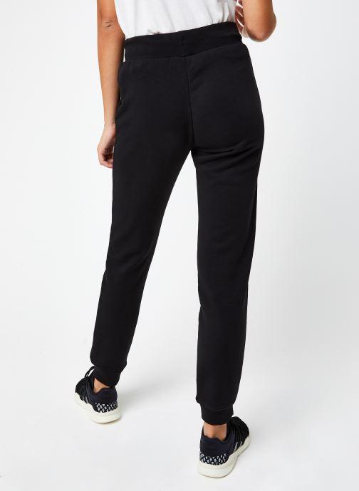 Vêtements adidas originals Track Pant Noir vue portées chaussures