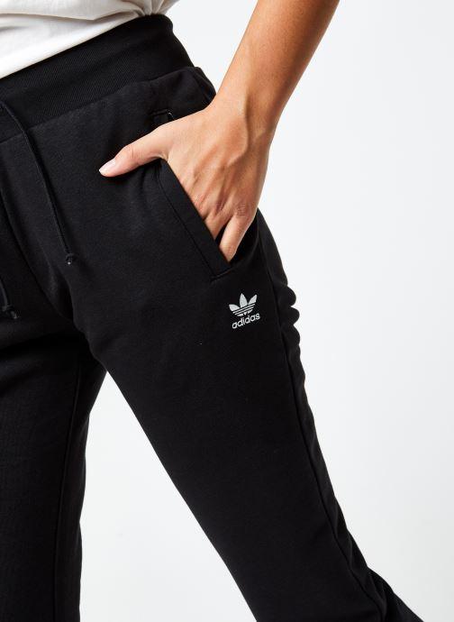 Vêtements adidas originals Track Pant Noir vue face